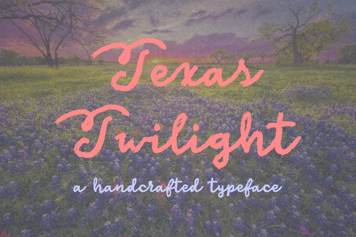 Texas Twilight example image 1
