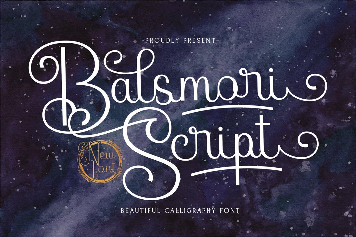 Balsmori example image 1