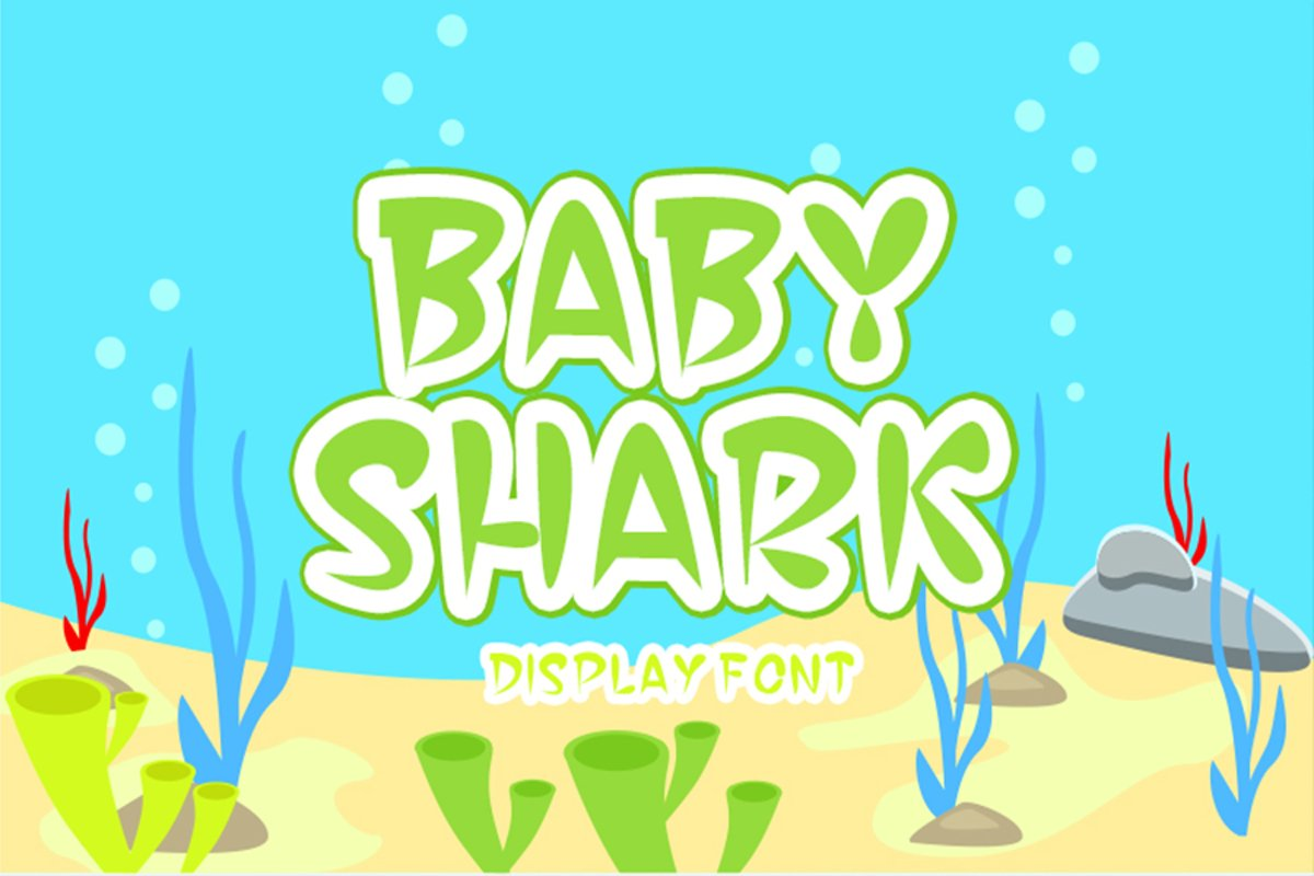 Baby Shark example image 1