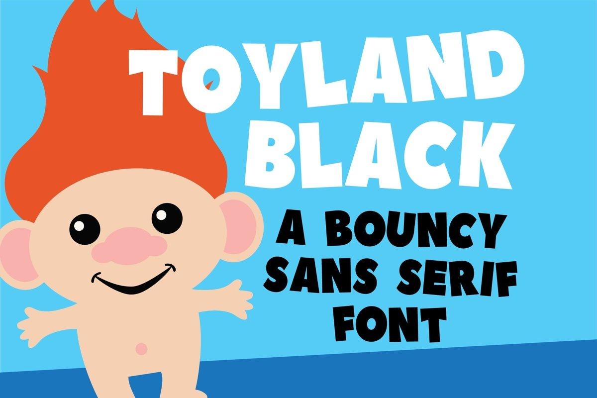 ZP Toyland Black example image 1