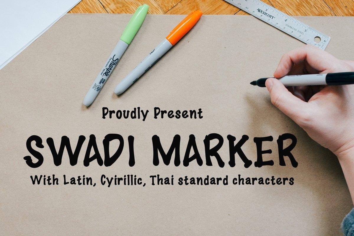 Swadi Marker example image 1