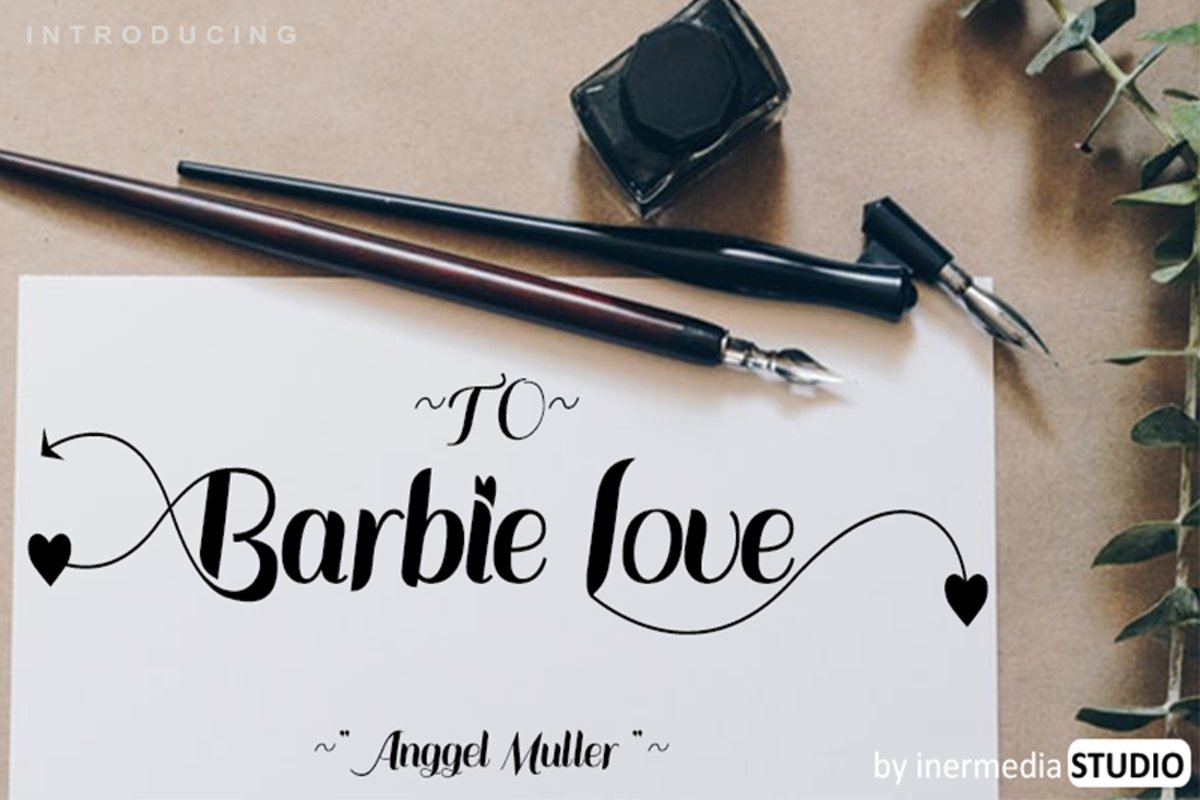 Barbie Love example image 1