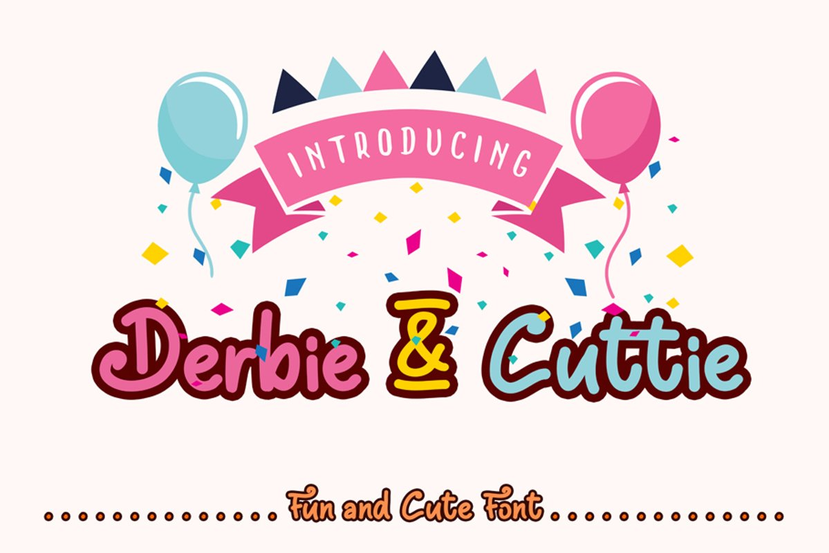 Derbie & Cuttie example image 1