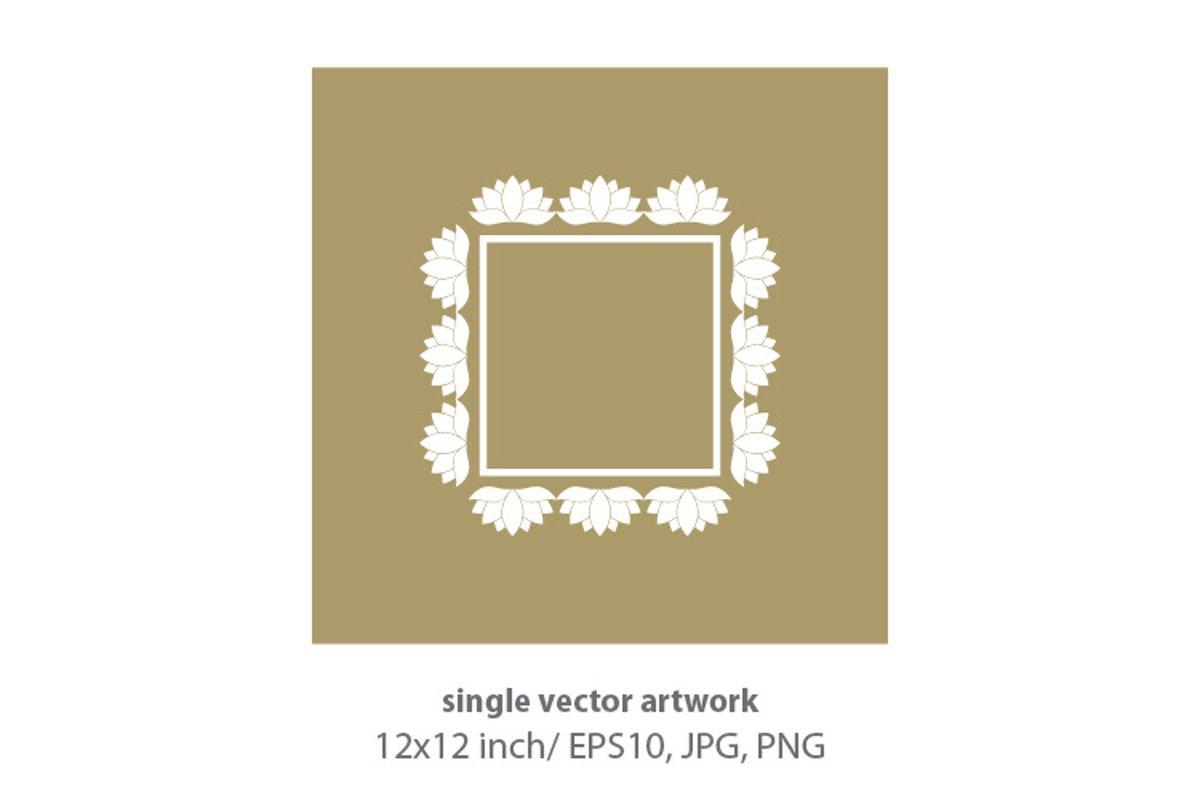 Lotus Frame example image 1
