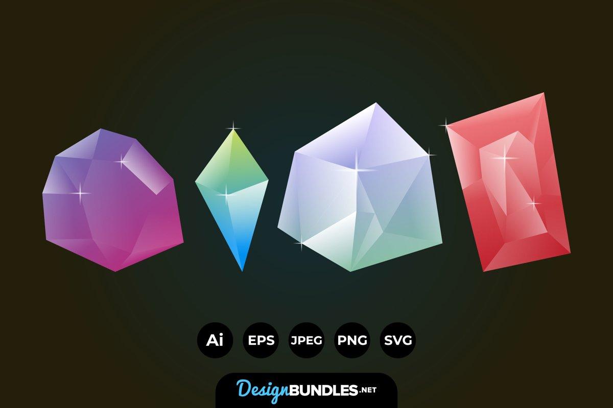 Gemstones example image 1