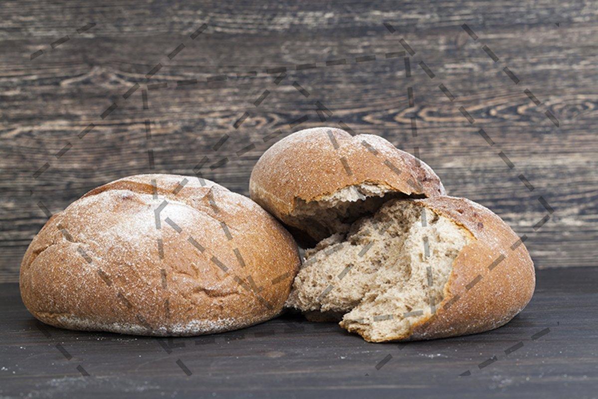 half bread example image 1