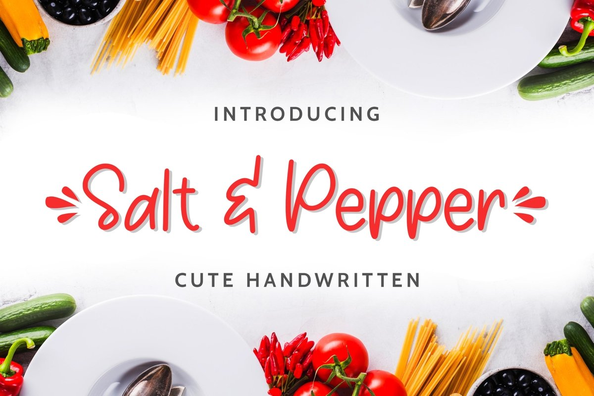 Salt & Pepper example image 1