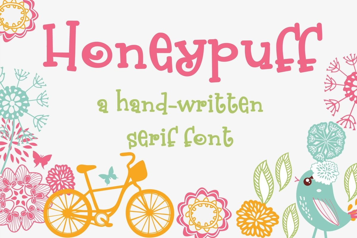 ZP Honeypuff example image 1