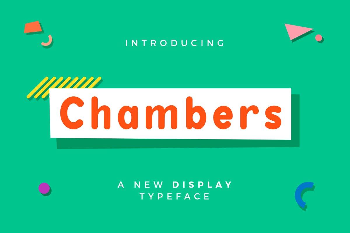 Chambers example image 1
