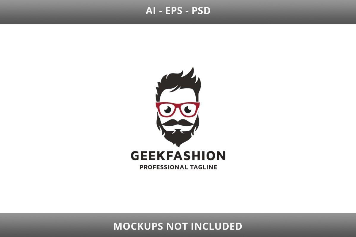 Geek Fashion Logo example image 1