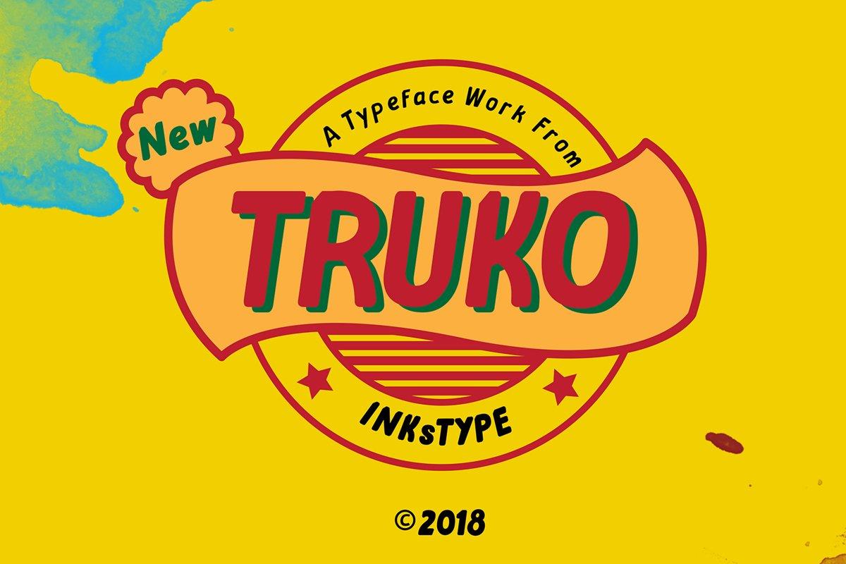 TRUKO example image 1