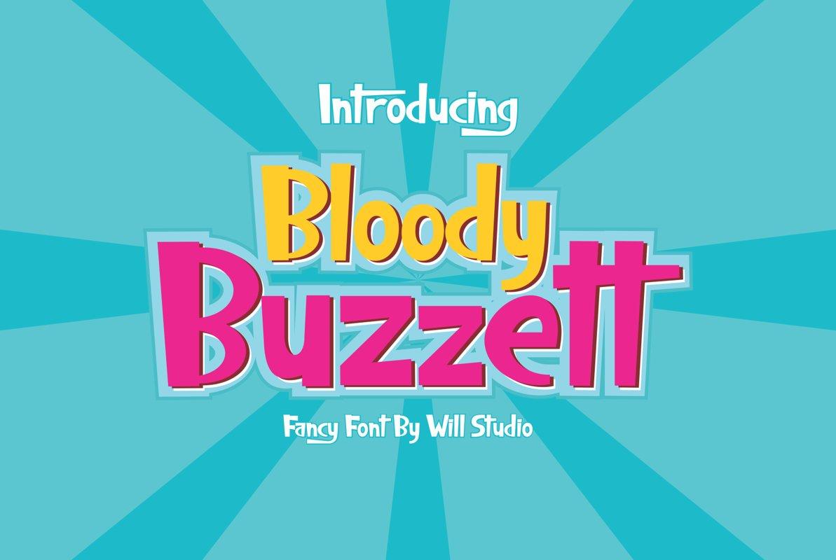 Bloody Buzzett example image 1