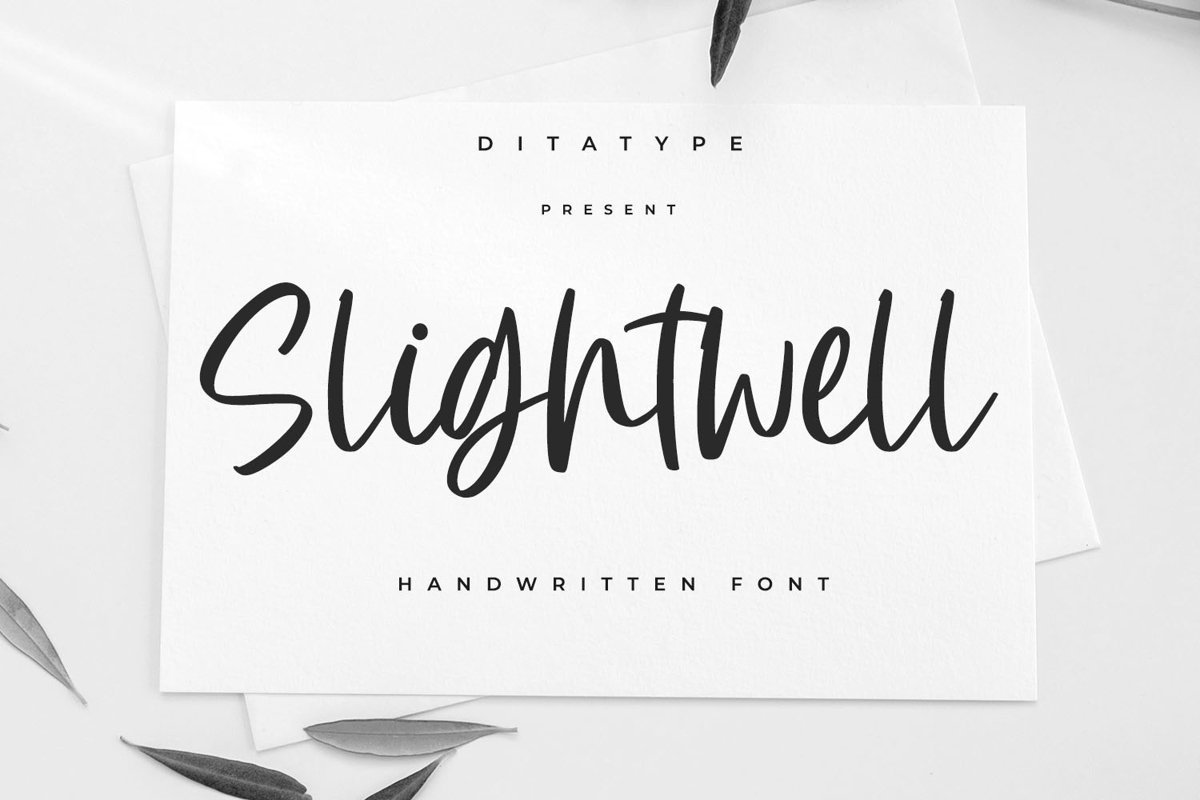 Slightwell example image 1