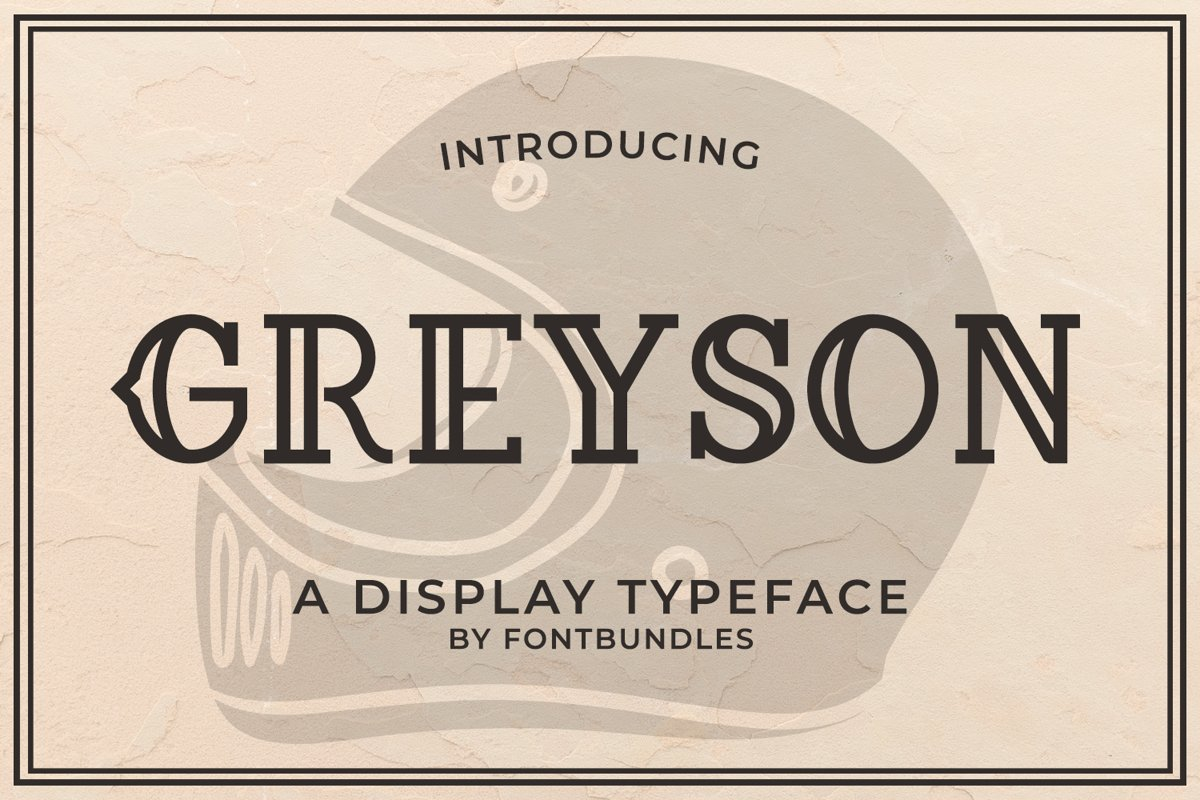 Greyson example image 1
