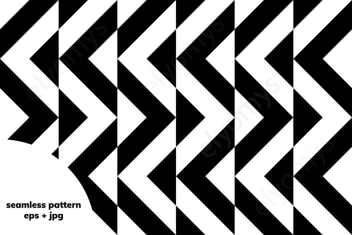 Geometric pattern example image 1