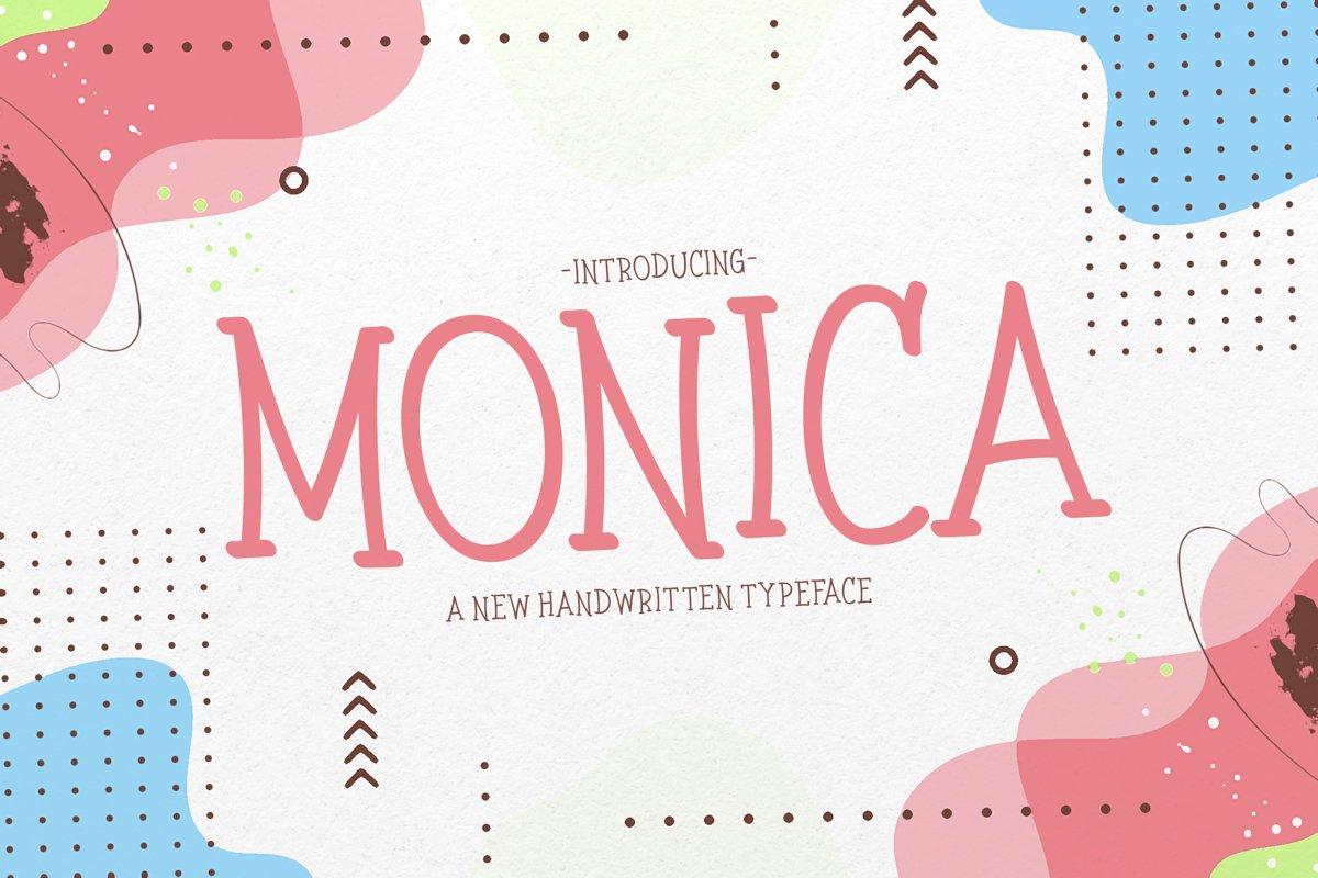 Monica example image 1