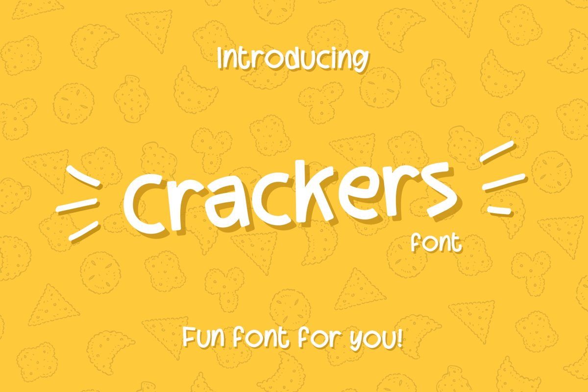Crackers example image 1