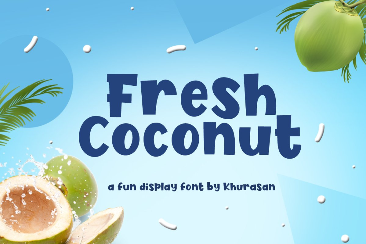 Fresh Coconut example image 1