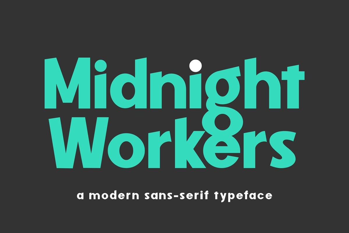 Midnight Workers example image 1