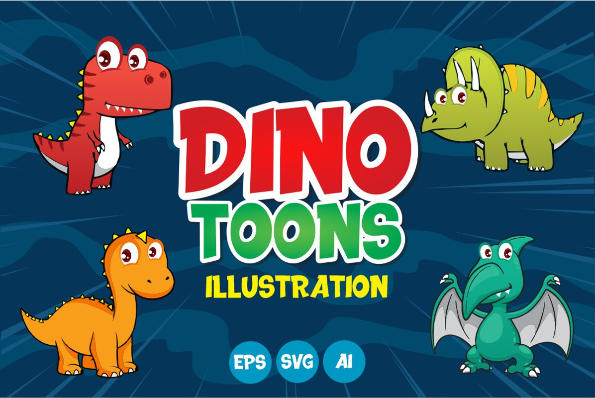 Dino Toons example image 1