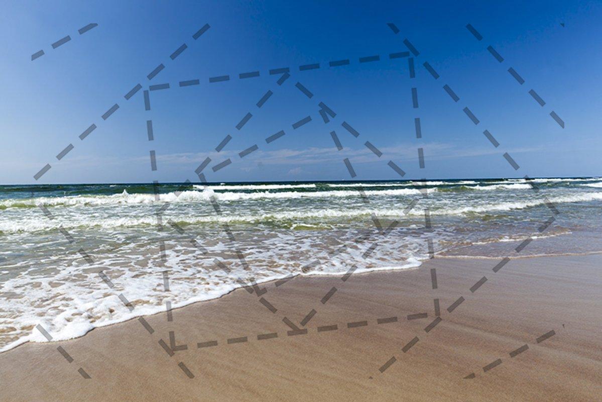 sea coast in summer example image 1