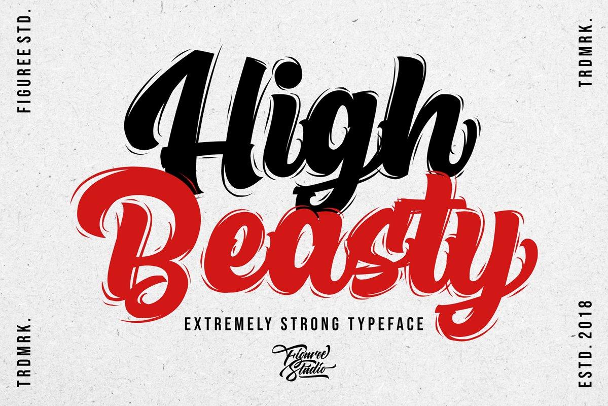 High Beasty example image 1