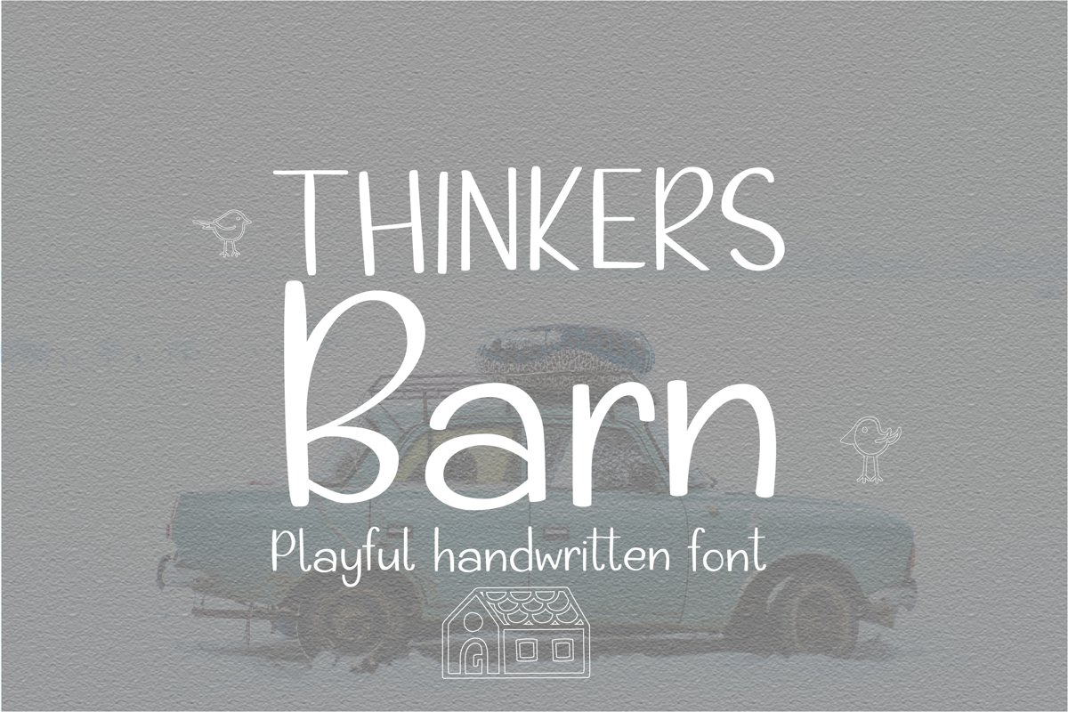 Thinkers Barn example image 1