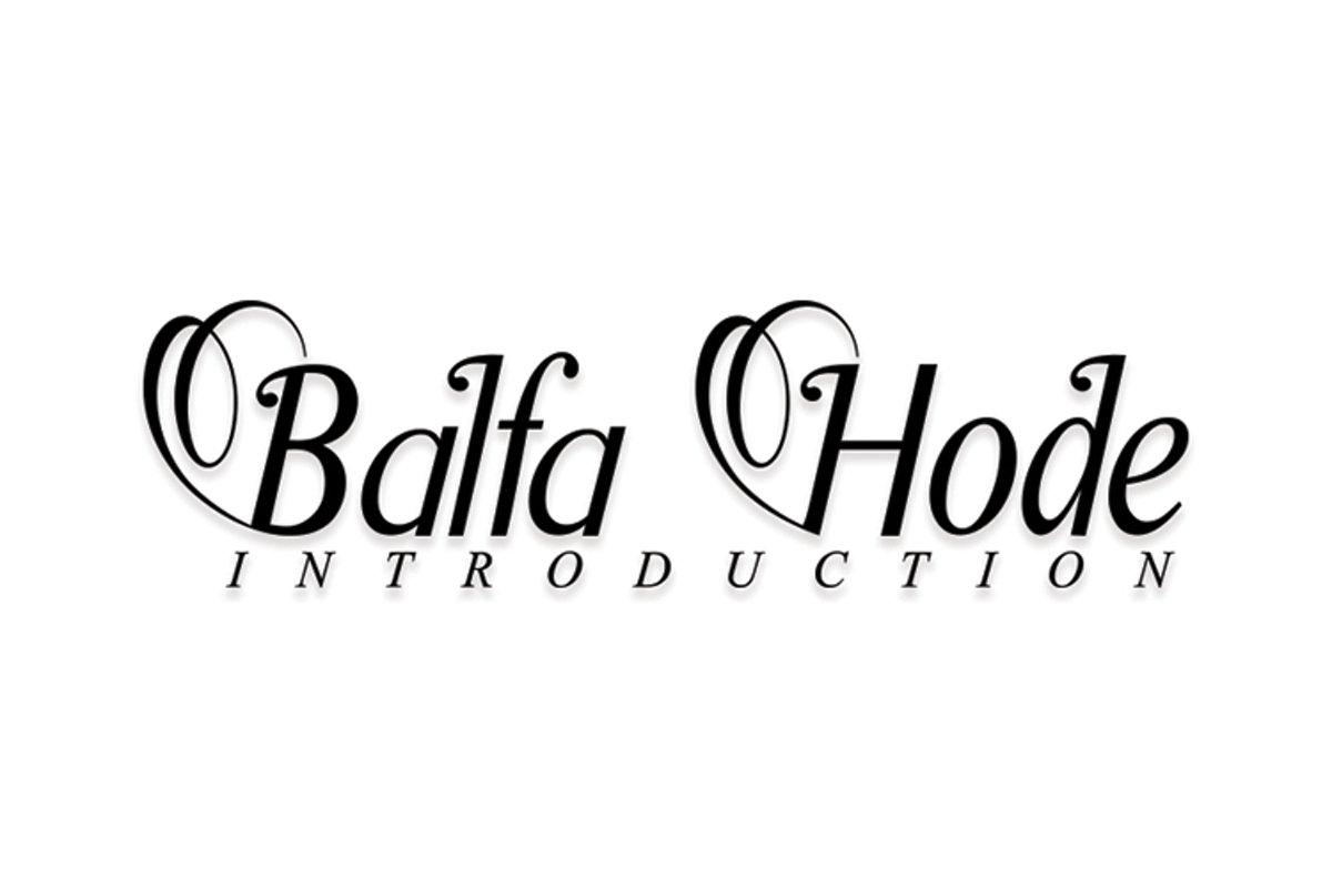 Balfa Hode example image 1