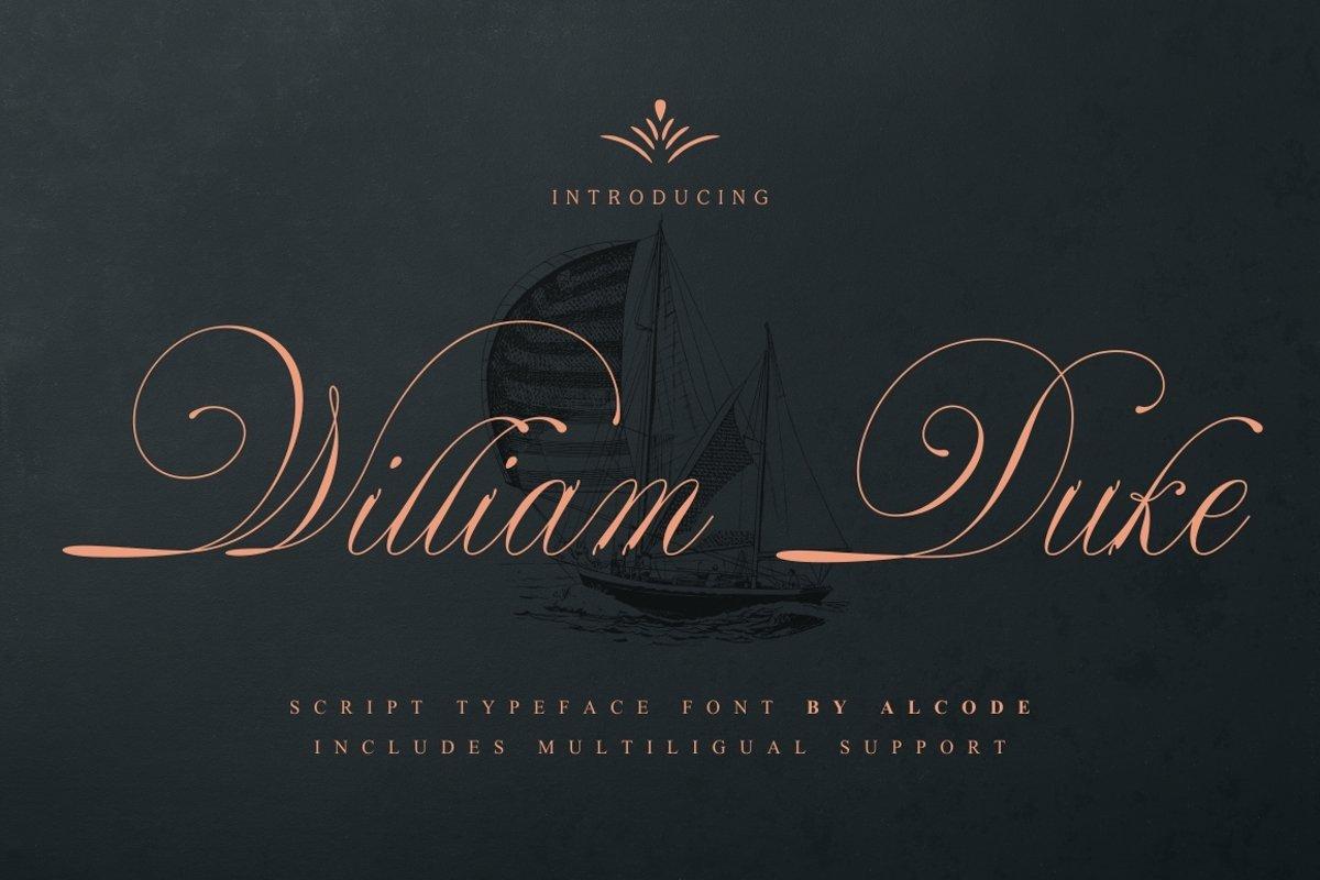 William Duke example image 1