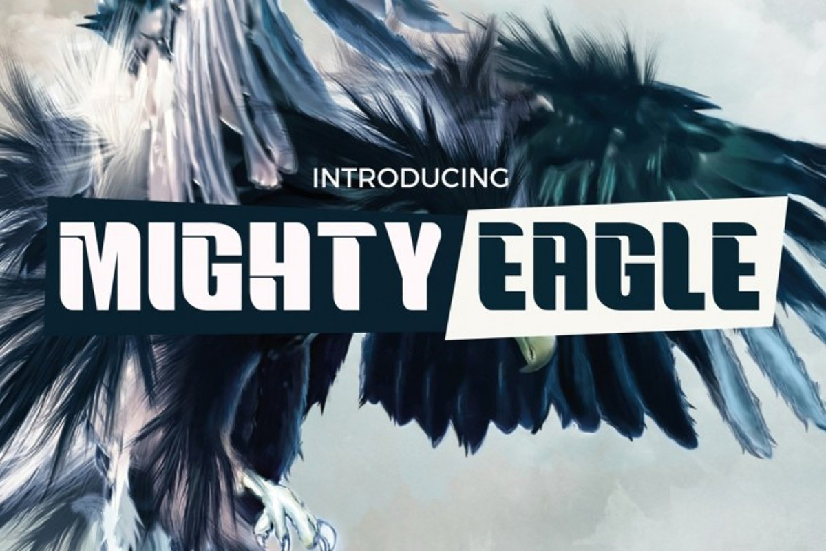 Mighty Eagle example image 1