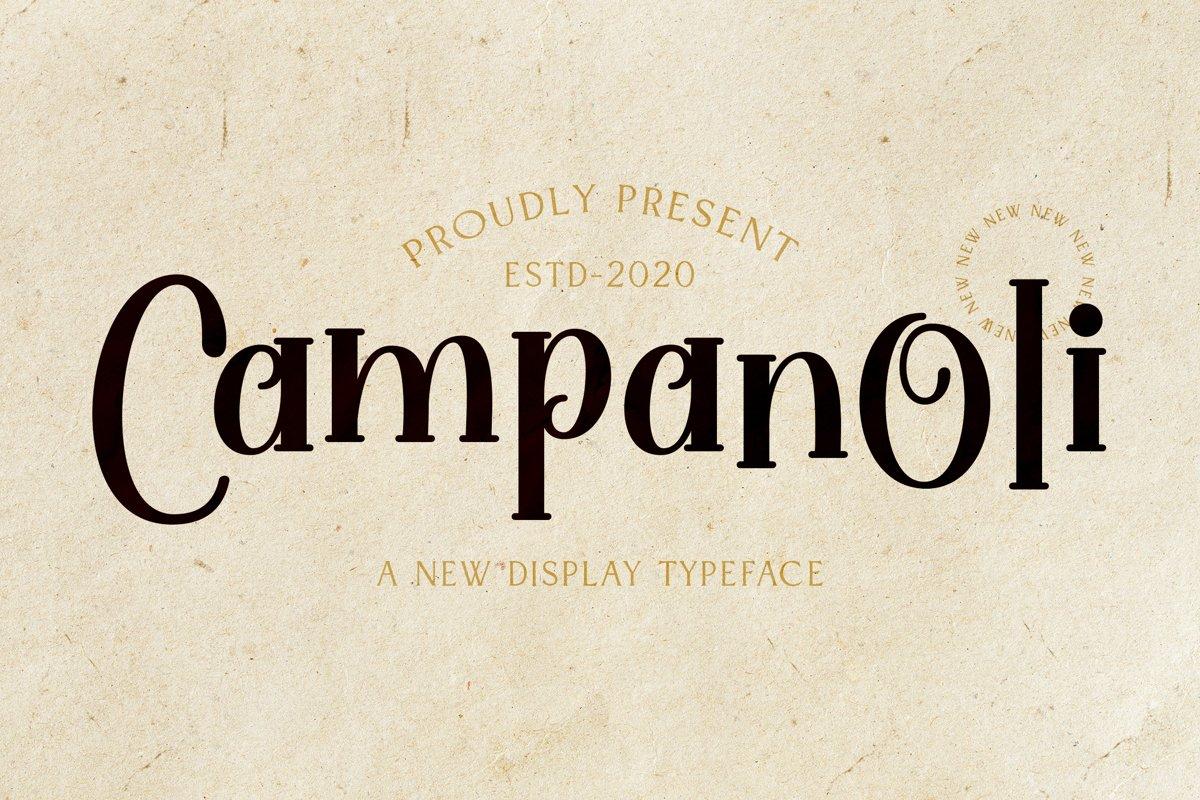 Campanoli example image 1