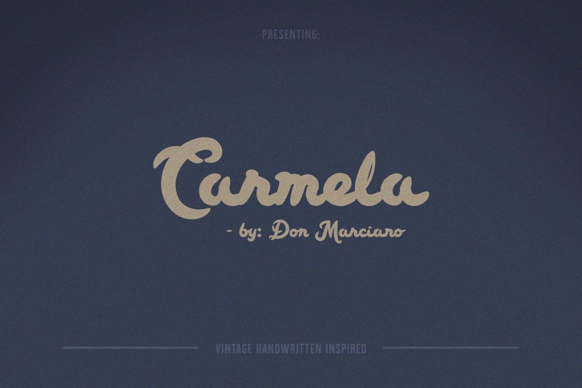 Carmela Bold example image 1