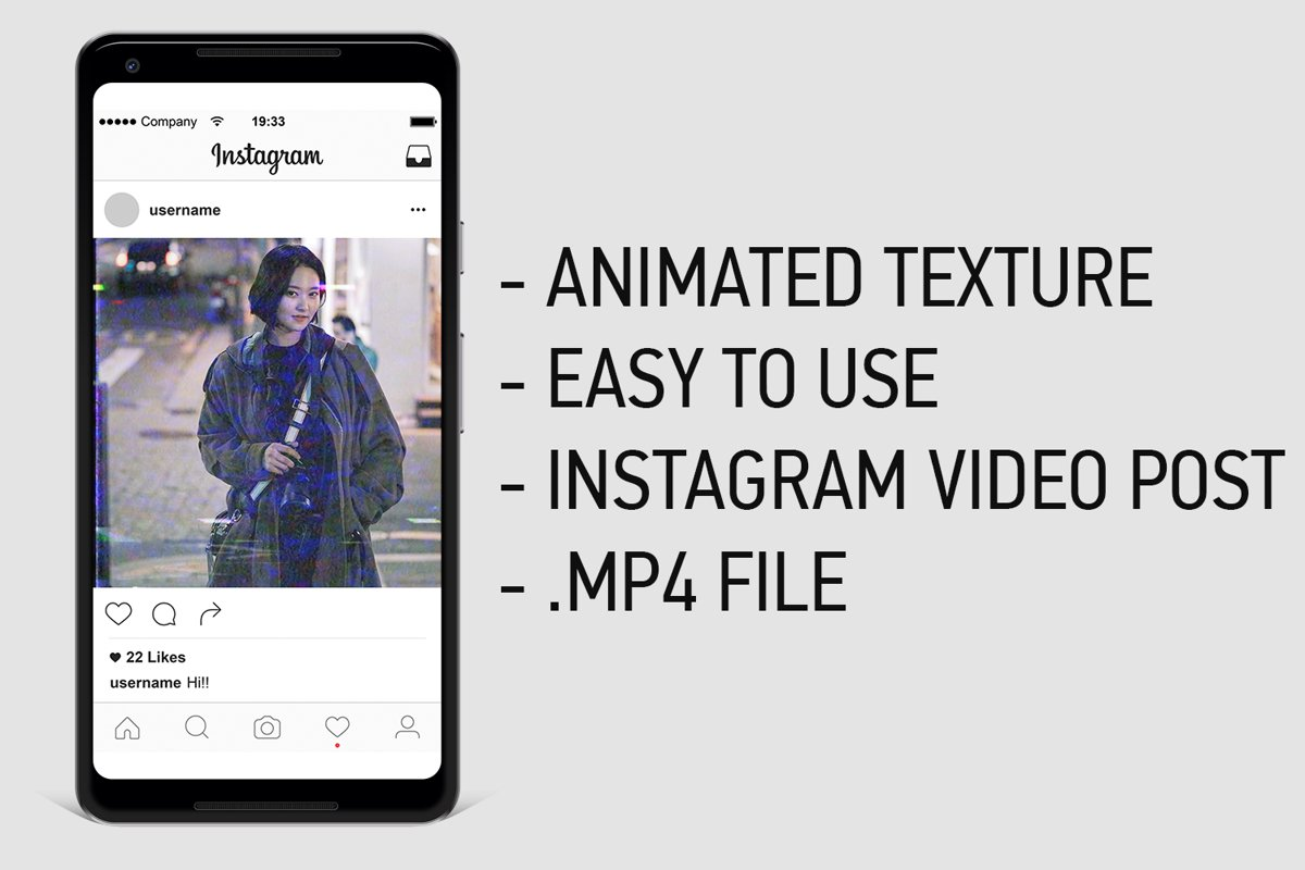 Animated Vhs Overlay Textures Vol. 01 example image 1