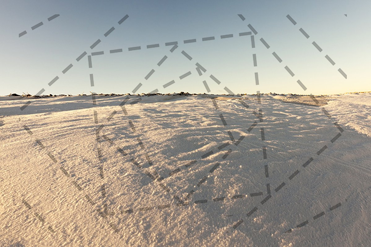 snow and land example image 1