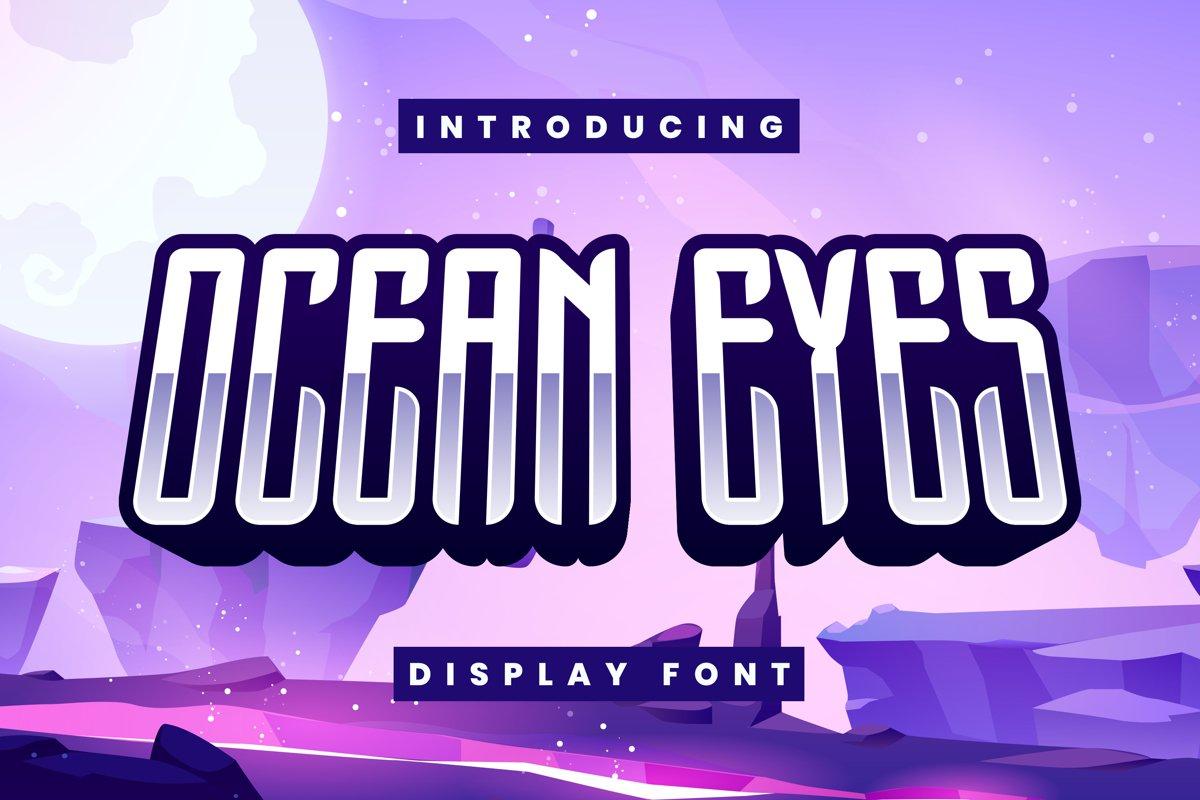 Ocean Eyes example image 1