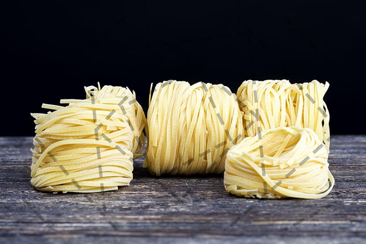 wheat flour noodles example image 1