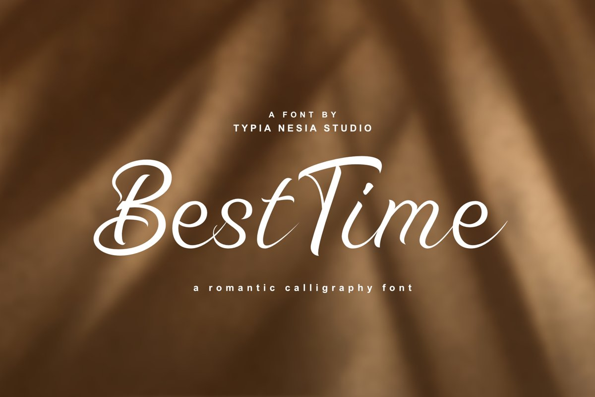 Best Time Script example image 1