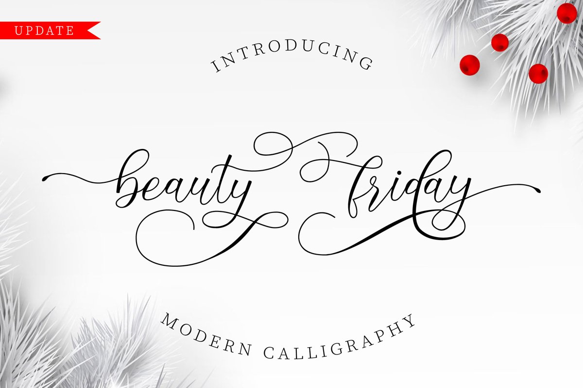 Beauty Friday Script example image 1