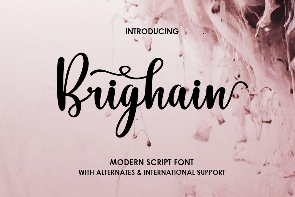 Brighain Script example image 1
