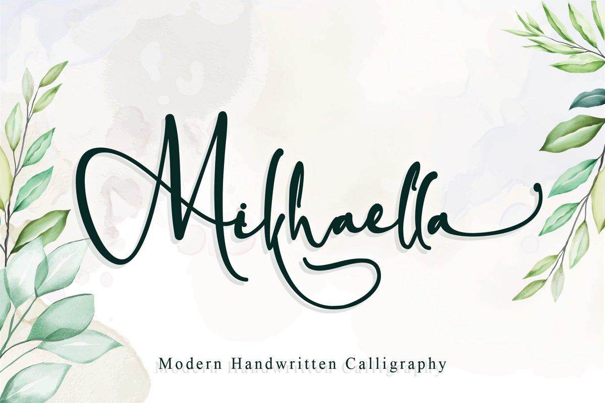 Mikhaella example image 1