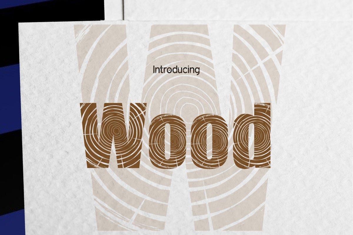 Wood example image 1