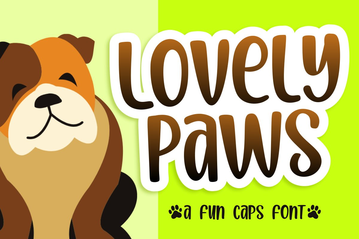 Lovely Paws example image 1