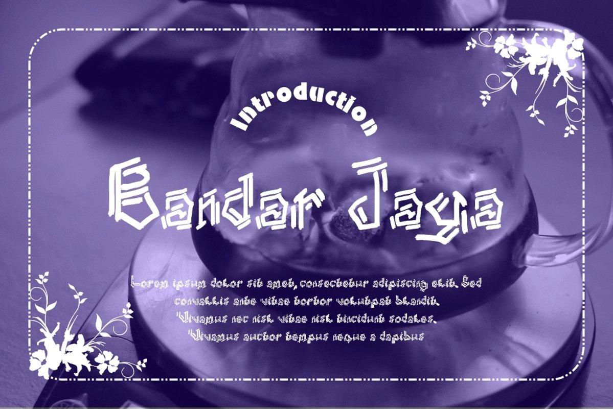 Bandar Jaya example image 1