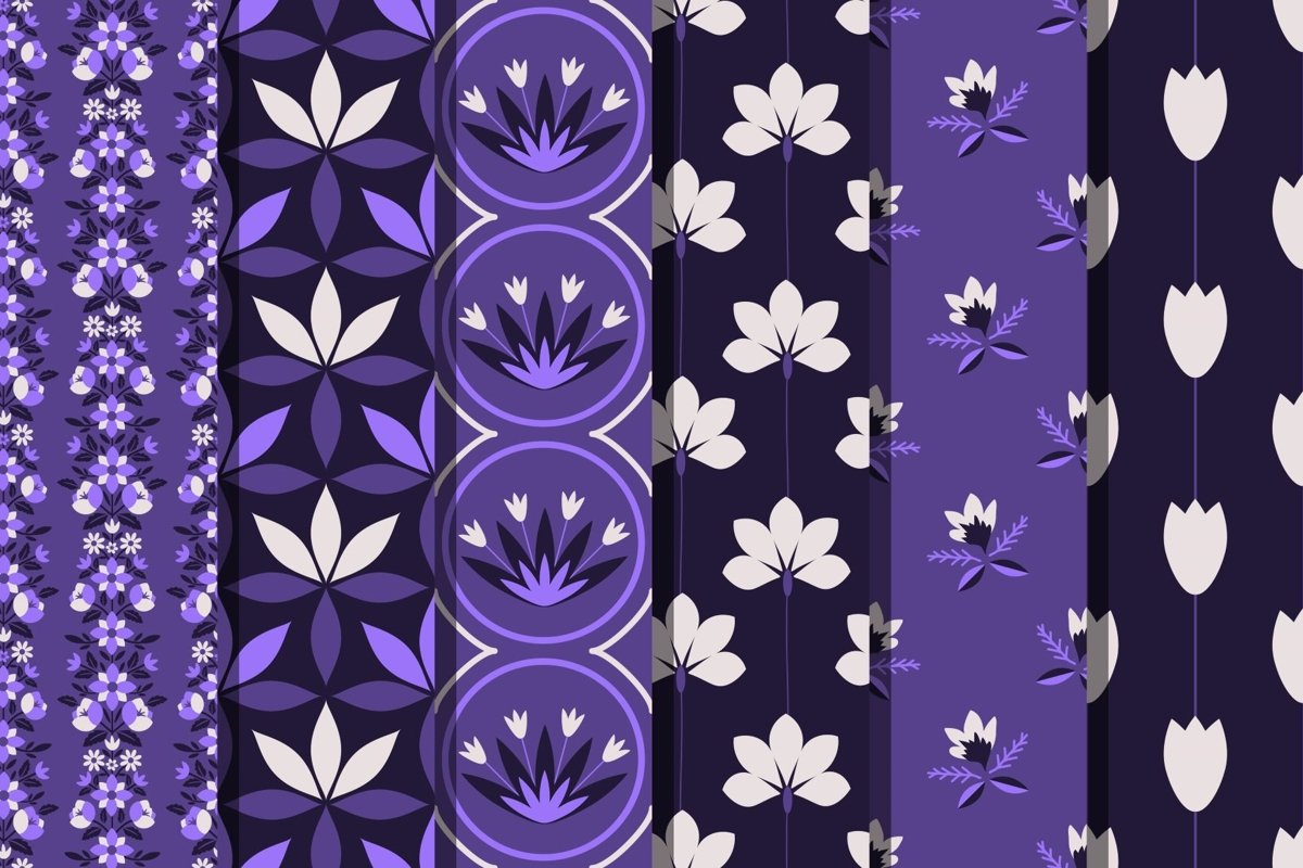 Viole flowers example image 1