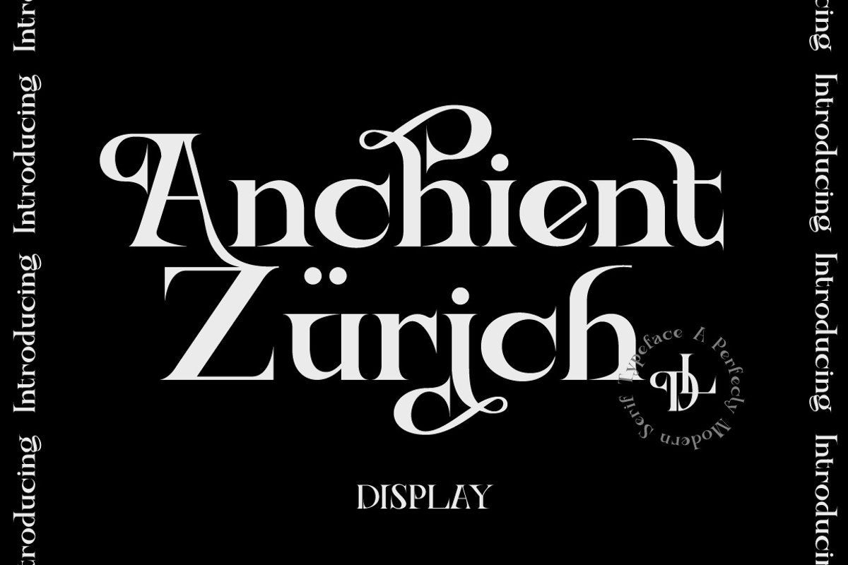 Ancient Zurich example image 1