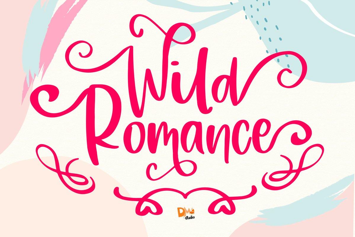 Wild Romance example image 1
