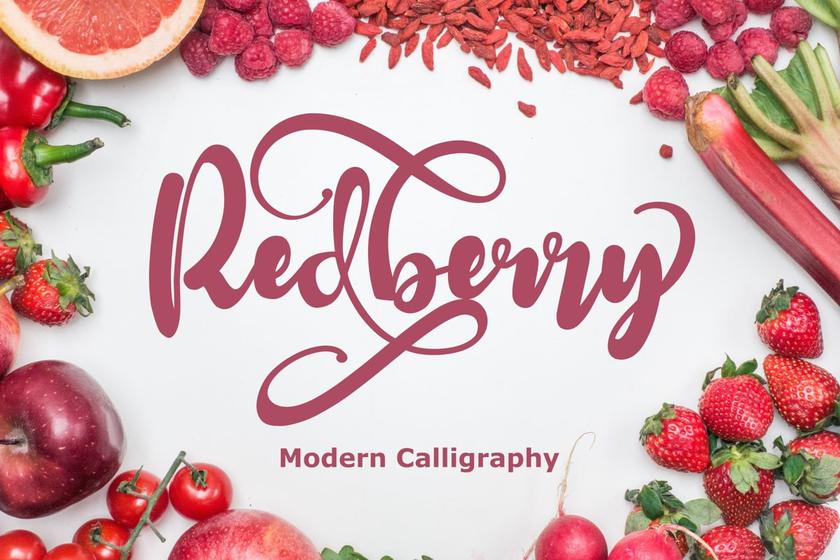 Redberry example image 1