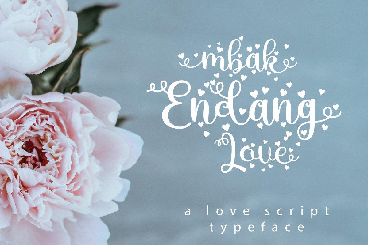 Mbak Endang Love example image 1