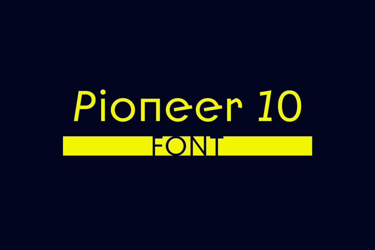 Pioneer 10 example image 1