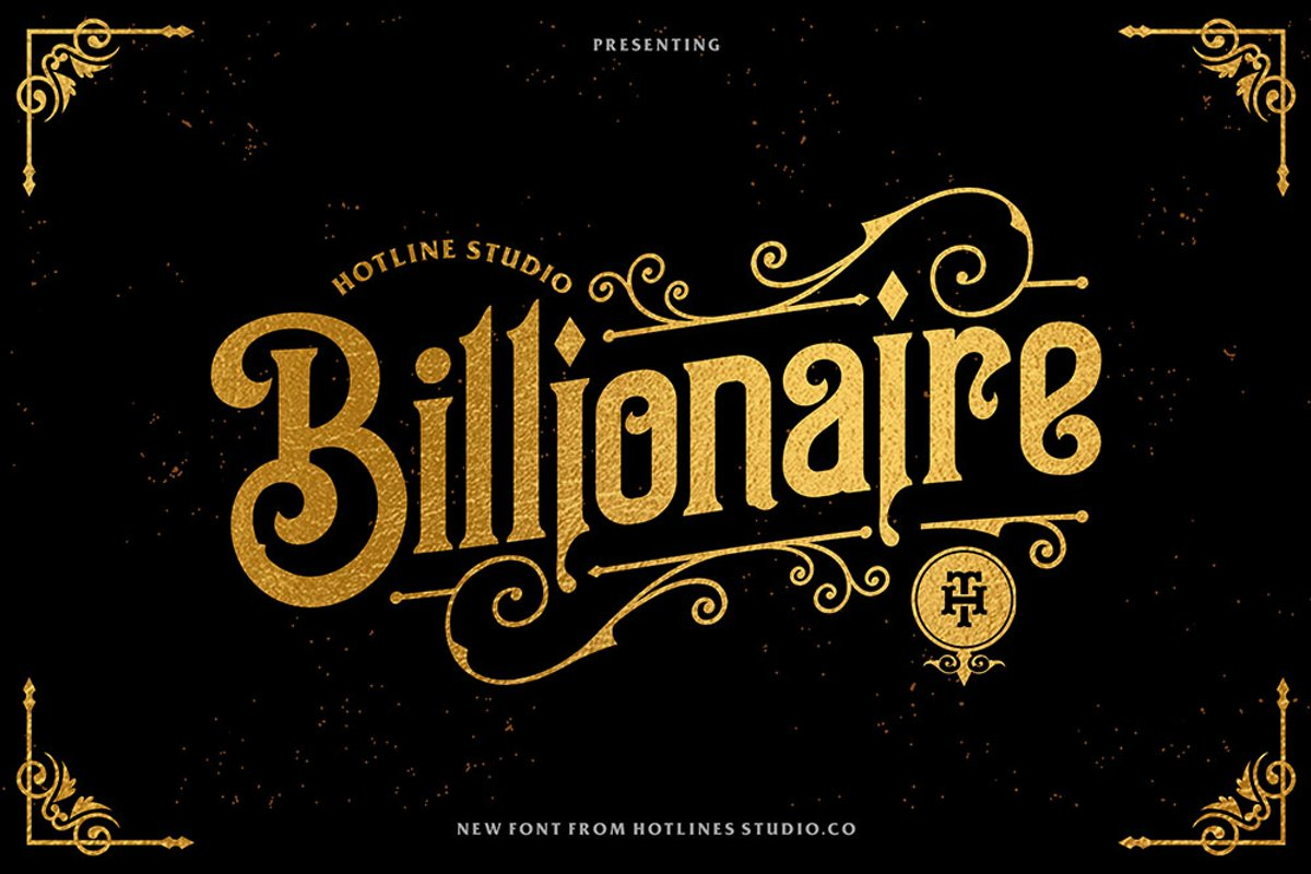 Billionaire example image 1
